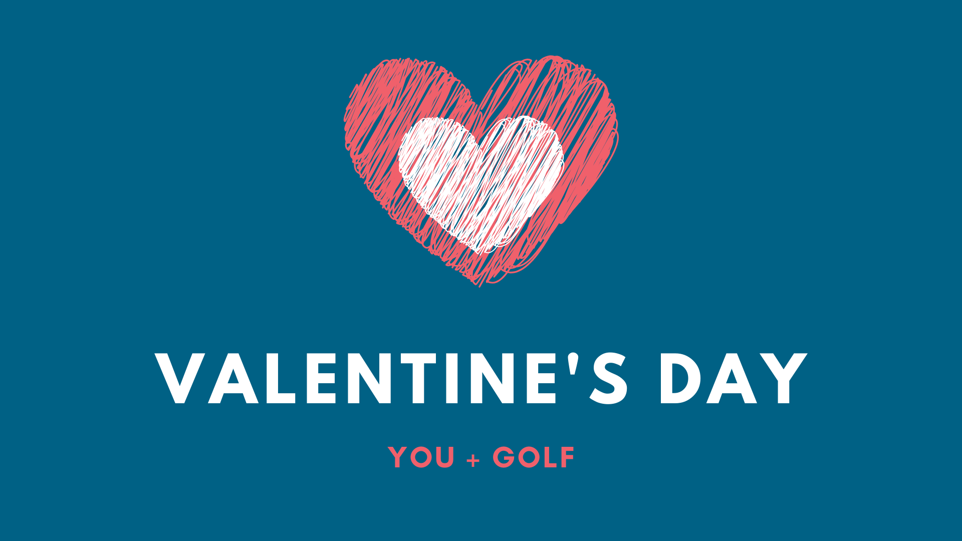 You + Golf 💓