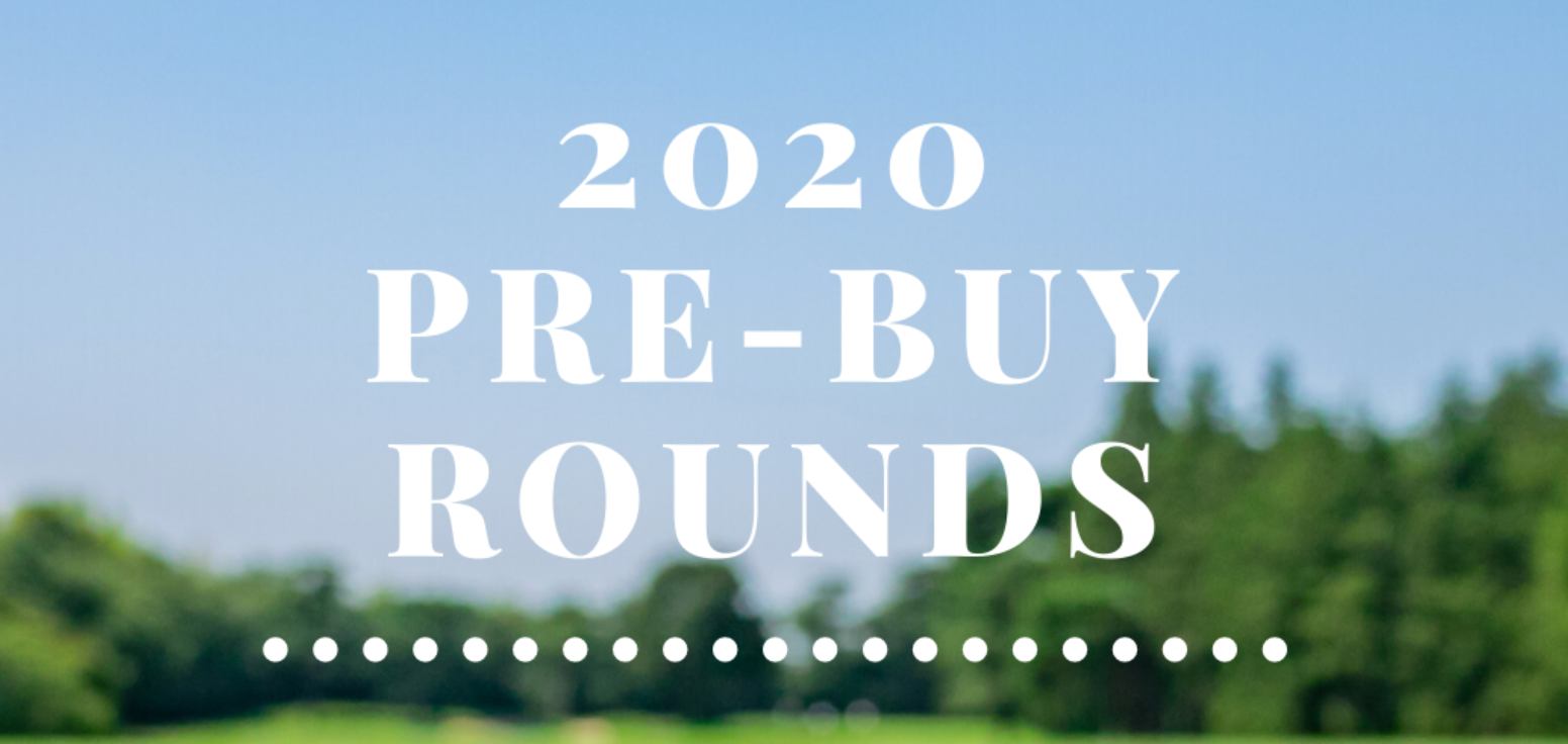 Last chance to purchase Pre-Buy Rounds
