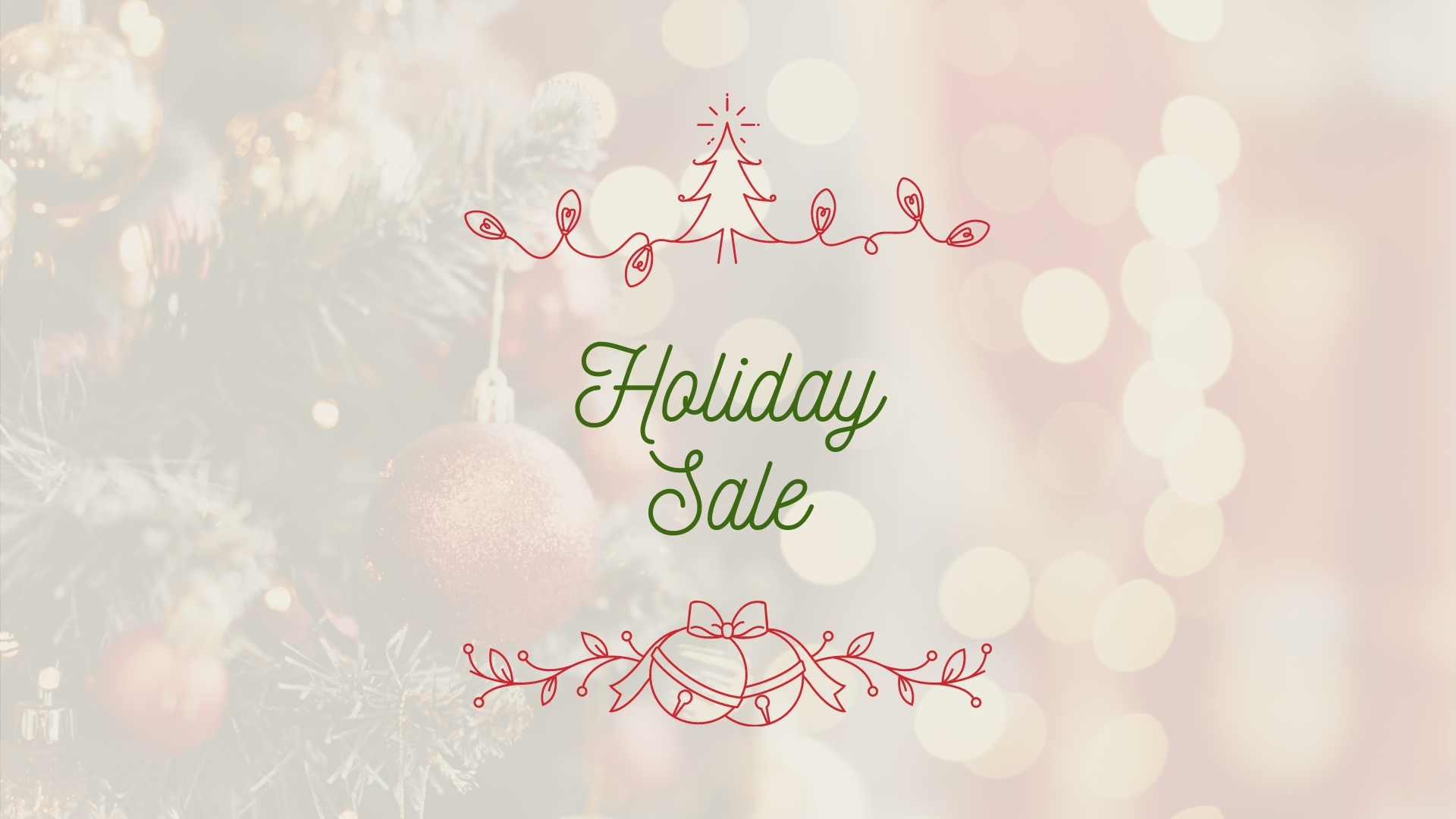 Shop Our Biggest Sale of the Year!