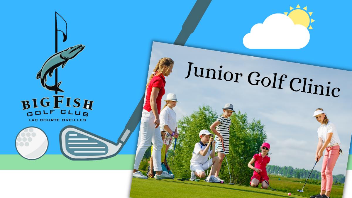 Sign Up your Junior Golfer
