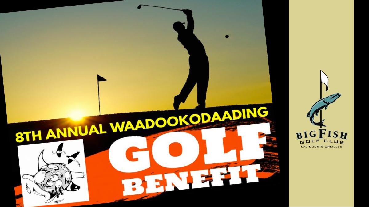 Waadookodaading Golf Benefit