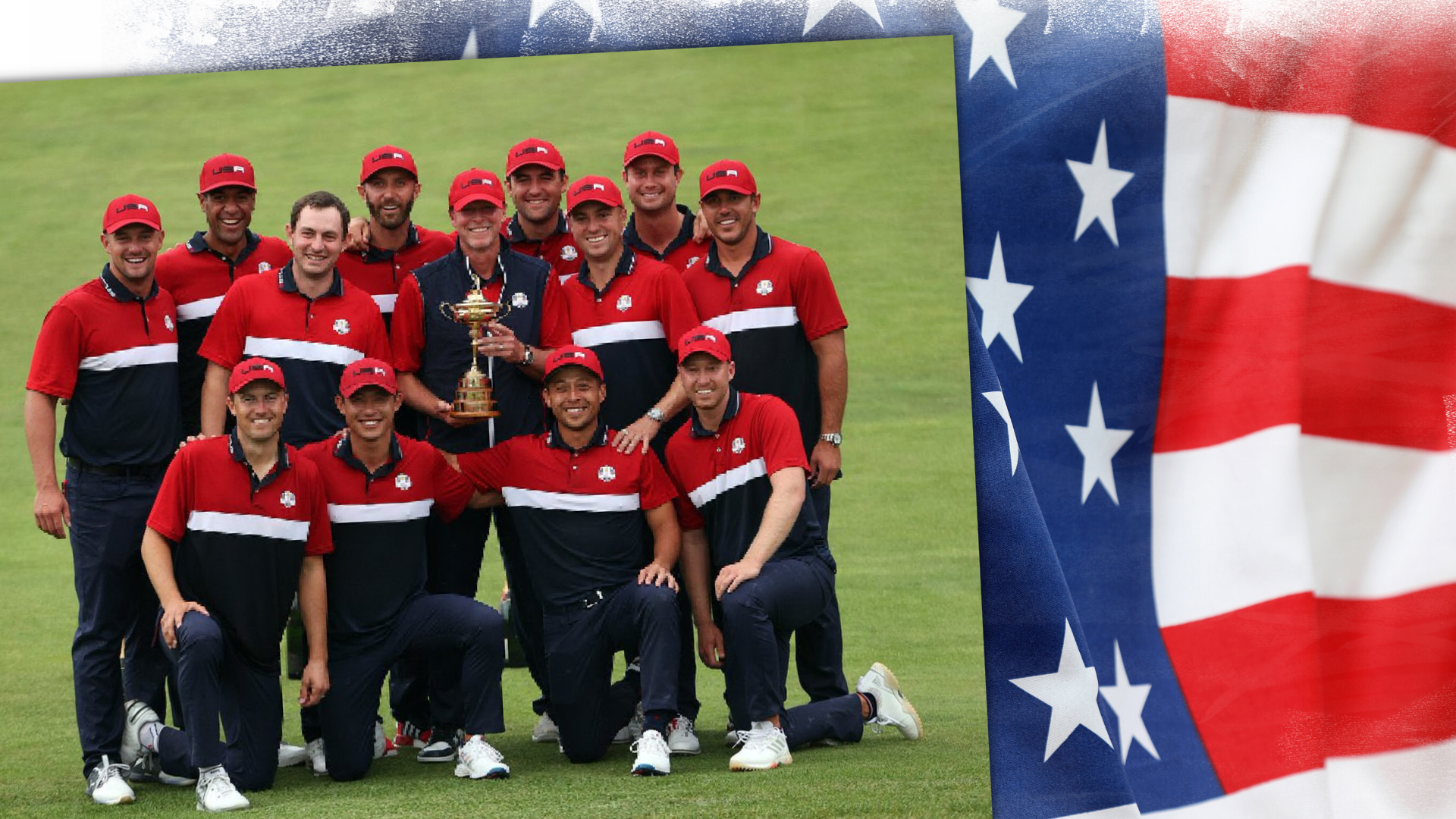 USA brings home to trophy